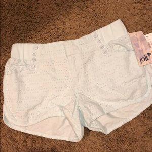 Jolt Size 3 Light Blue shorts